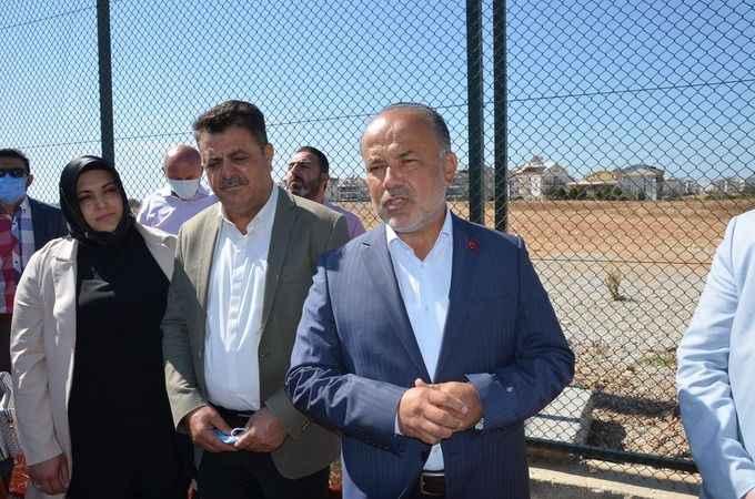 Didim 'Özel Sporcuların' kamp merkezi haline gelecek
