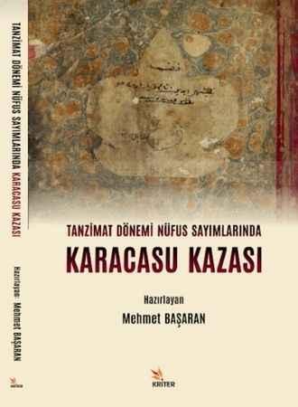 Karacasu'ya dair bir kitap daha raflardaki yerini aldı