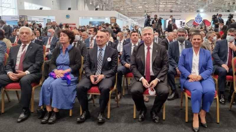 Başkan Çerçioğlu, Tarımsal Kalkınma Zirvesi'ne katıldı