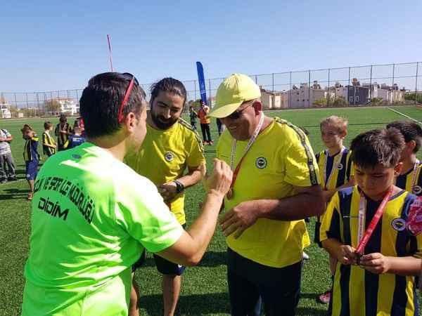 Didim'de Amatör Spor Haftası'nda turnuvada ter döktüler