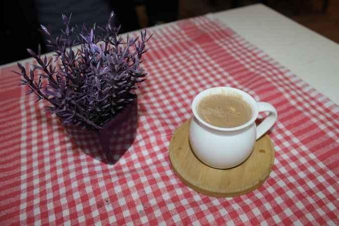 """Nazilli'de """"Special Kahve"""" çok seviliyor"""