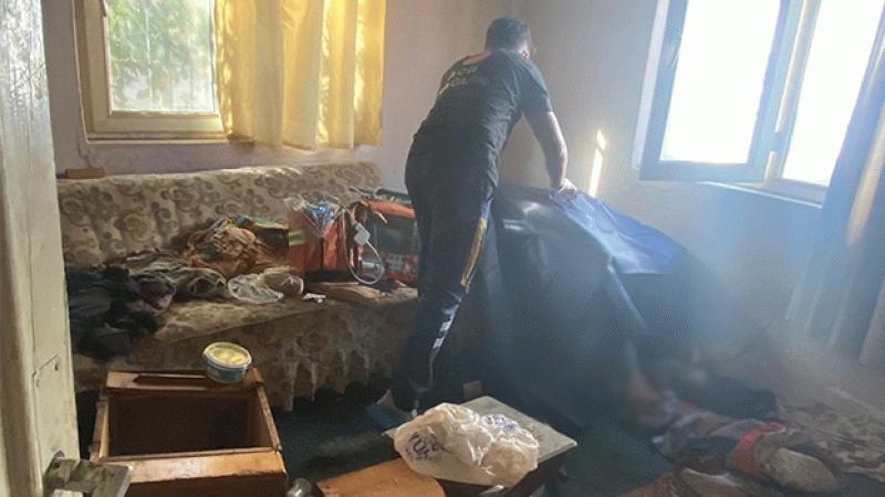 Yalnız yaşayan kişi evinde ölü bulundu