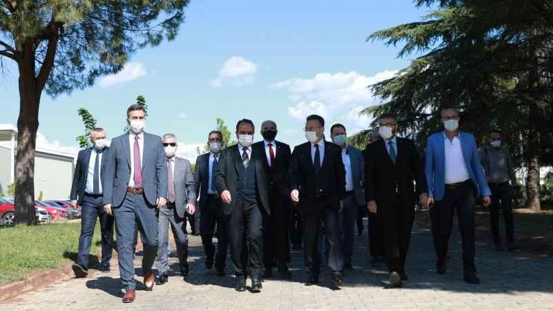 Bakan Yardımcısı Özkaldı, Aydın'da yatırımları inceledi