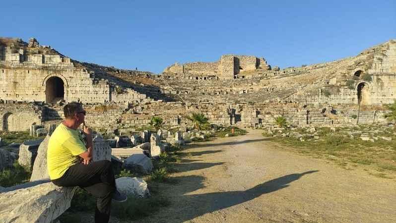 Didim'de ören yerlerinin ziyaretçi sayıları arttı