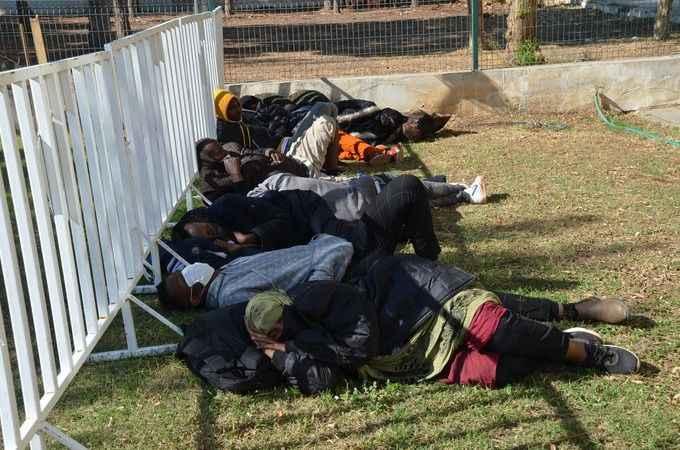Didim'de 38 düzensiz göçmen yakalandı