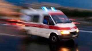 İşçi servisi otobüsle çarpıştı: 7 yaralı