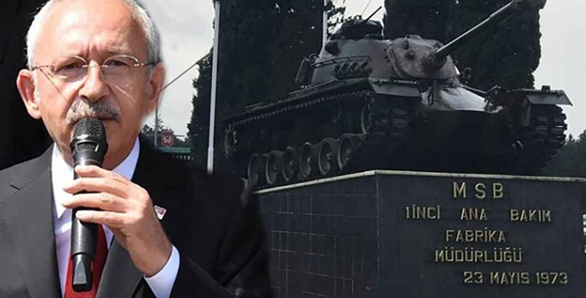 Kılıçdaroğlu'ndan Tank Palet Fabrikası açıklaması - Medyabar