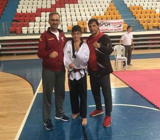 Para-tekvandocu Fahrettin, Avrupa Şampiyonası'na katılacak