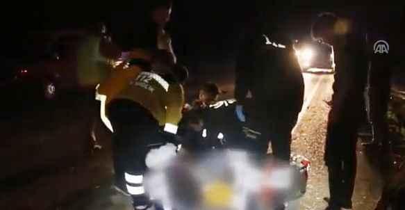 Bolu-Sakarya sınırındatraktör tırla çarpıştı: 1 kişi öldü, 2 kişi yaralandı
