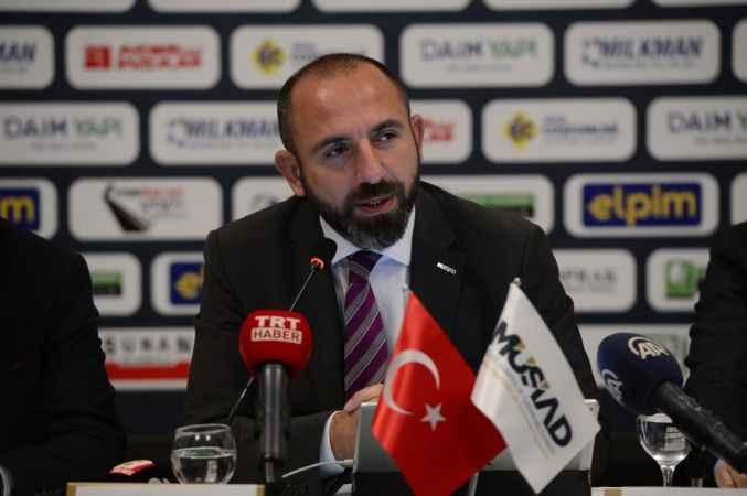"""MÜSİAD """"Uluslararası Diplomasi Zirvesi"""" Sakarya'da başladı"""