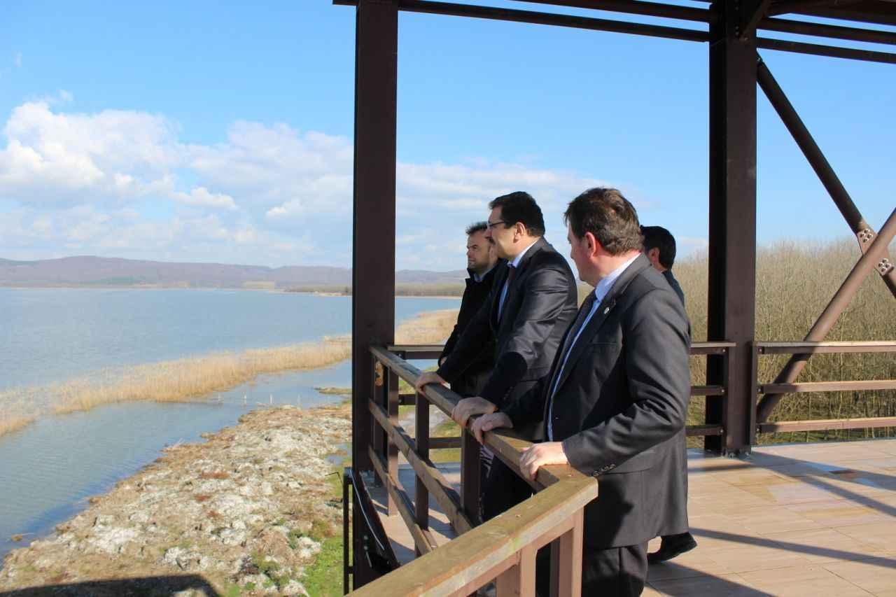 Akgöl Ferizli turizmini canlandıracak