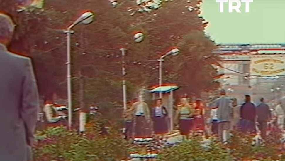 Görüntüler 30 yıl öncesinden; Bir zamanların Sakarya'sını seyredin!