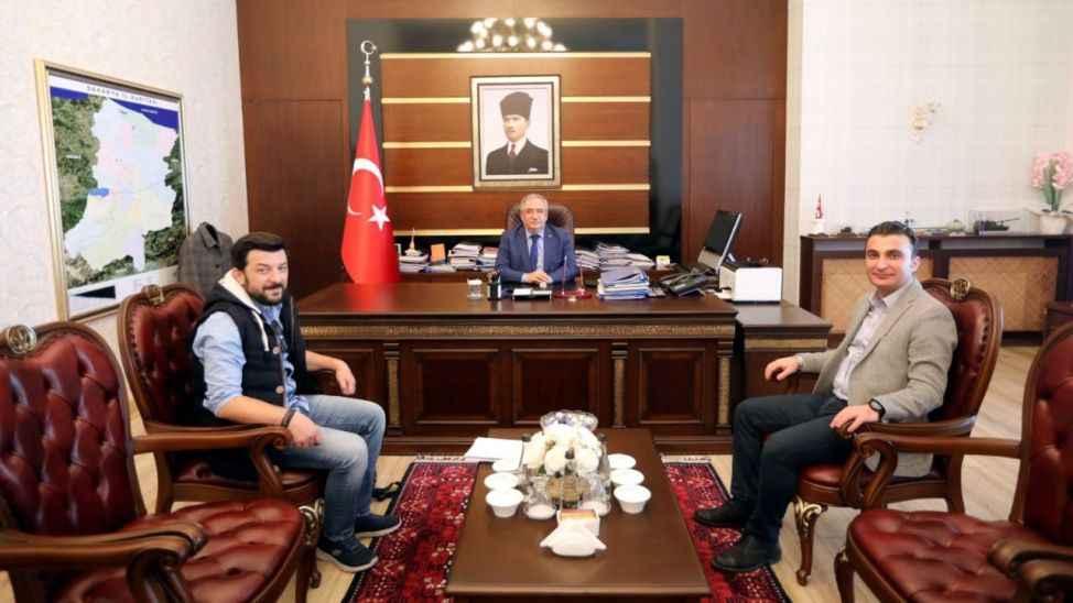 Türkiye bisiklet turunun Sakarya etabı konuşuldu