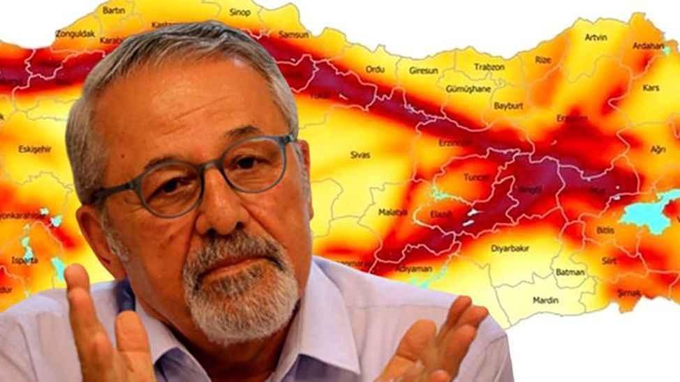 """Naci Görür'den 'Marmara depremi' açıklaması! """"Minimum 7,2 büyüklüğünde..."""