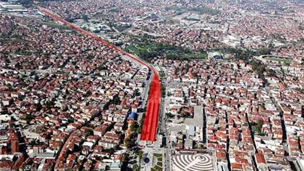 Şehir merkezindeki demiryolu SİT alanı  ilan edildi