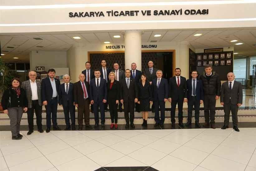 Sakarya iş dünyasına Gagavuzya'da yatırım daveti