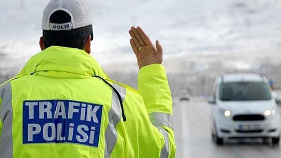 İşte bir günde kesilen trafik cezası miktarı: 150 bin lira 6 günde de 73 araç trafikten men edildi!
