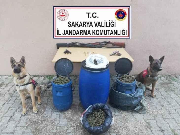 Jandarmanın ocak ayı bilançosu...121 kişi tutuklandı