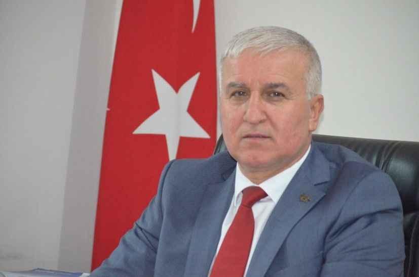 """DP'li Ergül'den Kızılay açıklaması...""""Yönetimin çekip gitmesi gerekmektedir"""""""