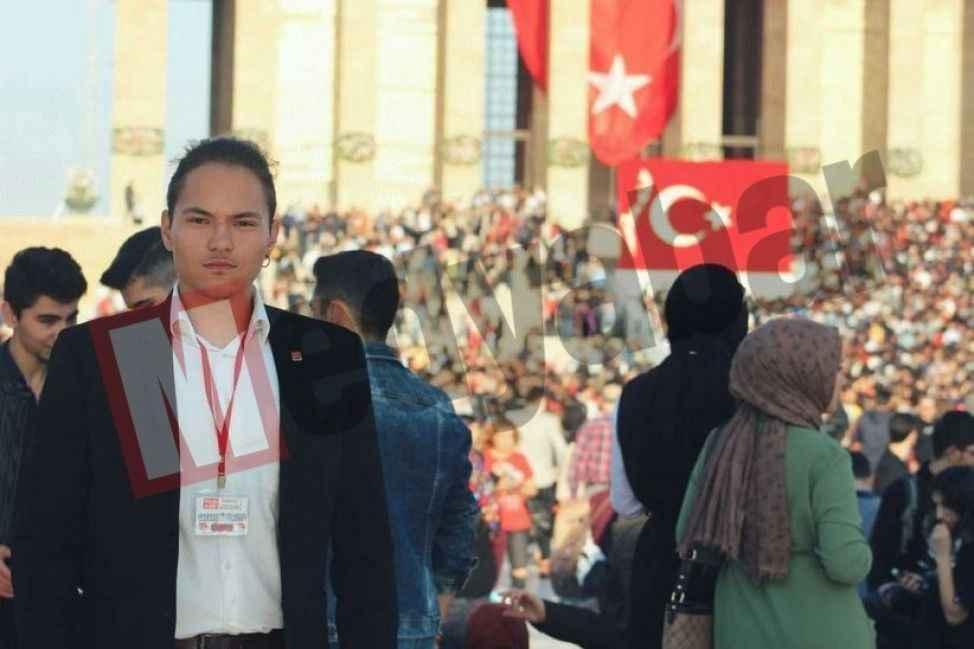 CHP'in liseliler örgüt başkanlığına atama