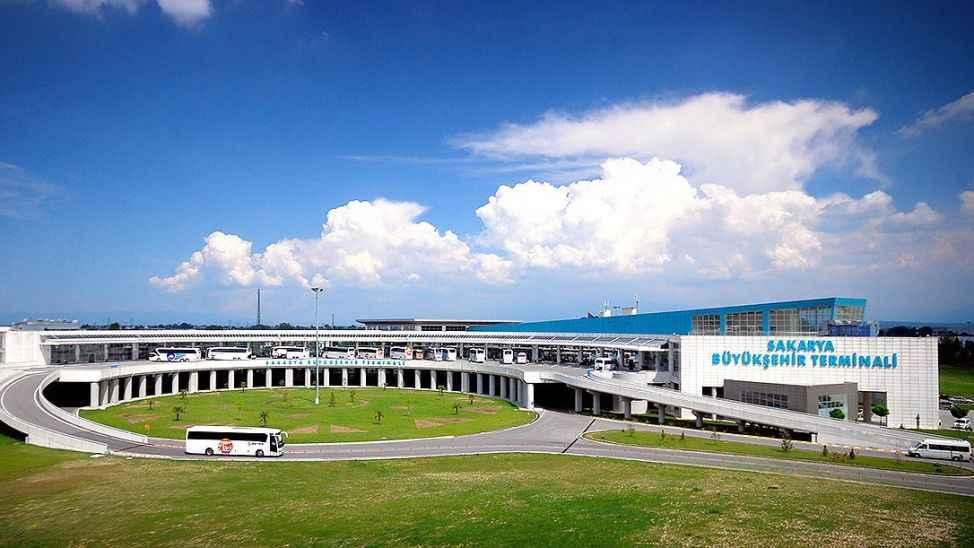 Terminal'de araç girişlerine zam