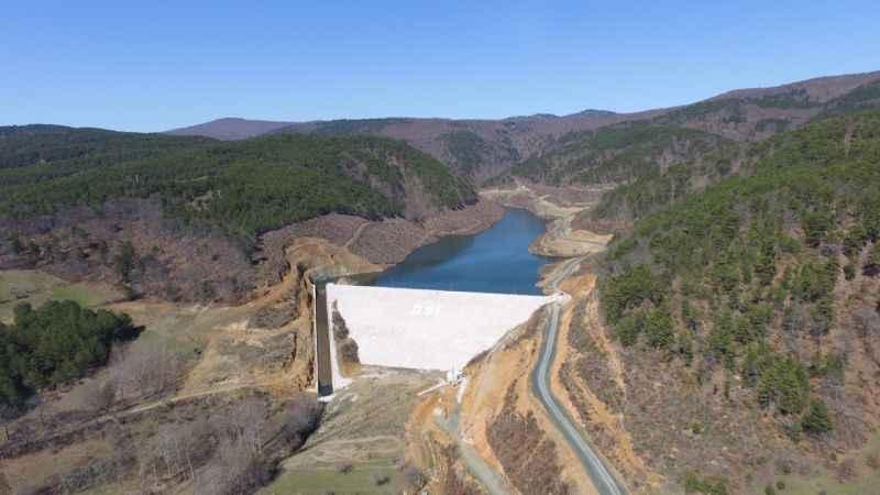 DSİ son 17 yılda Sakarya'da 2 baraj ve 3 gölet yaptı