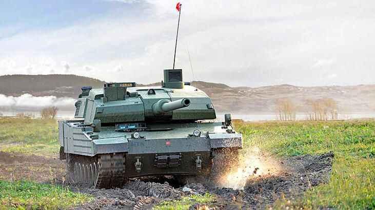Altay Tankı üretimine Almanya ambargosu