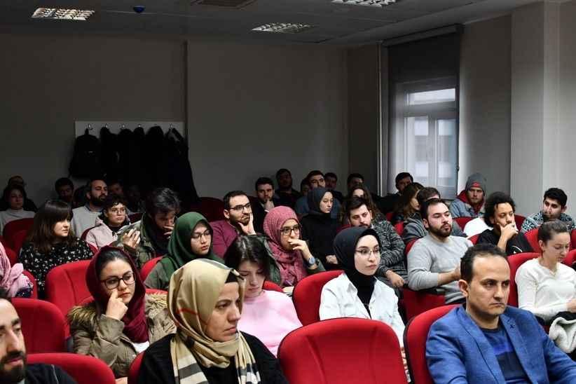 SAÜ'de Tunus ve Arap baharı konuşuldu