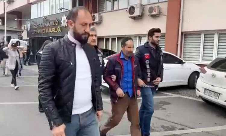 Kocaeli'de fuhuş operasyonunda 52 kişi gözaltına alındı