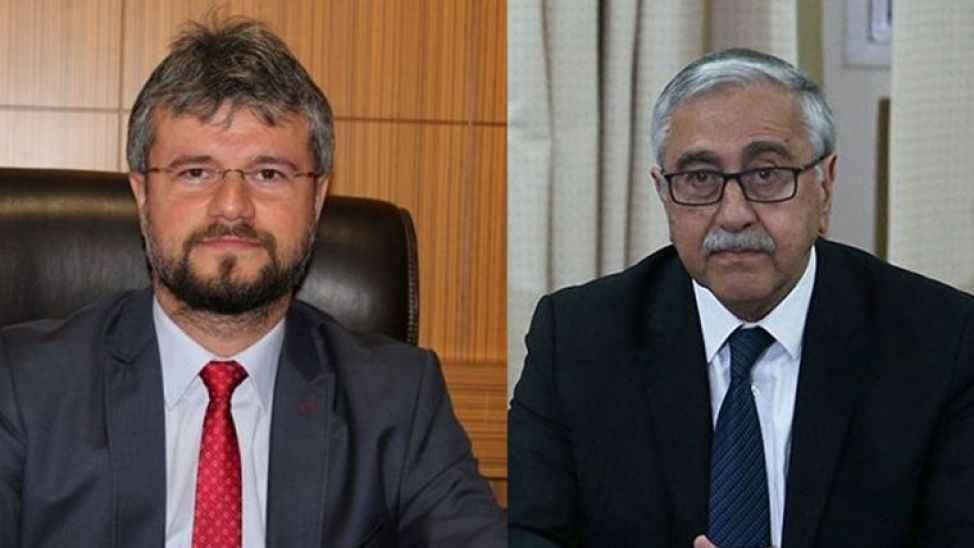 MHP Akar'dan KKTC Cumhurbaşkanı Mustafa Akıncı'ya tepki