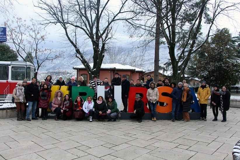 Baro'dan Bursa'nın tarihi yerlerine gezi