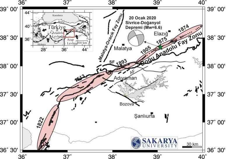 SAÜ'de afet öncesi risk yönetiminin önemi vurgulandı