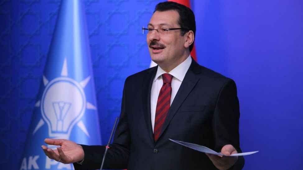 Yavuz, CHP'lilerin istifa et çağrısına böyle cevap verdi