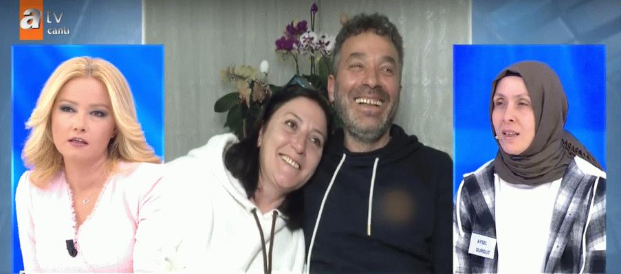 25 yıllık eşi çocukluk aşkı ile kaçtı