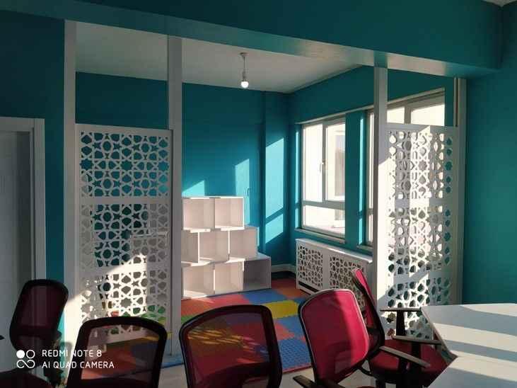 Özel çocuklar için yeni eğitim odaları