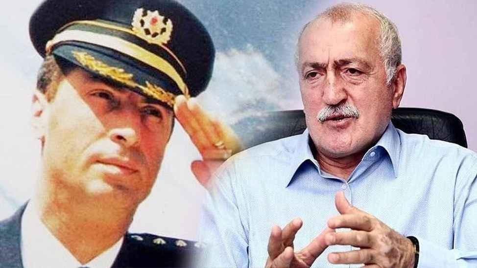 """""""Gaffar Okkan bana özenerek polis oldu"""""""