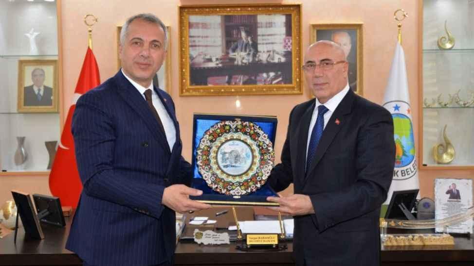 """Babaoğlu, """"SASKİ ile işbirliğimiz artacak"""""""