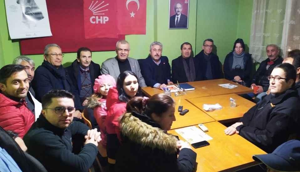 CHP Pamukova delegeleri kararını verdi