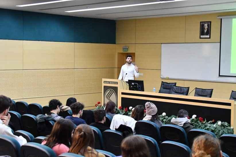 SAÜ'de yurt dışında eğitim semineri