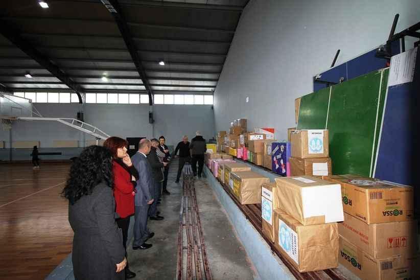 Elazığ'daki deprem çocukları unutulmadı