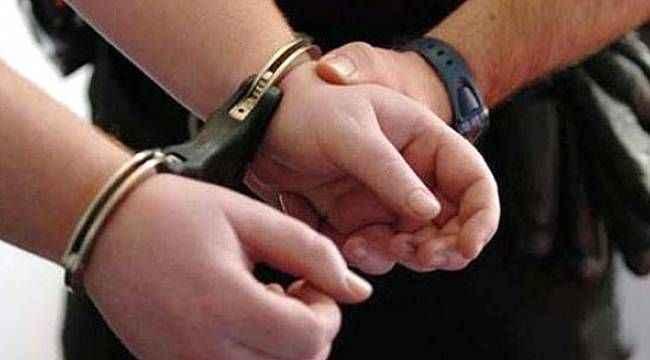 2.5 yıl hapisle aranan hırsızlık firarisi yakalandı