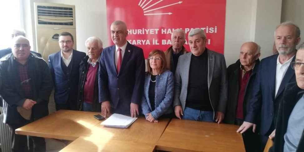 CHP İl başkanını seçiyor. Üç adaylı kongrede çarşaf liste kararı