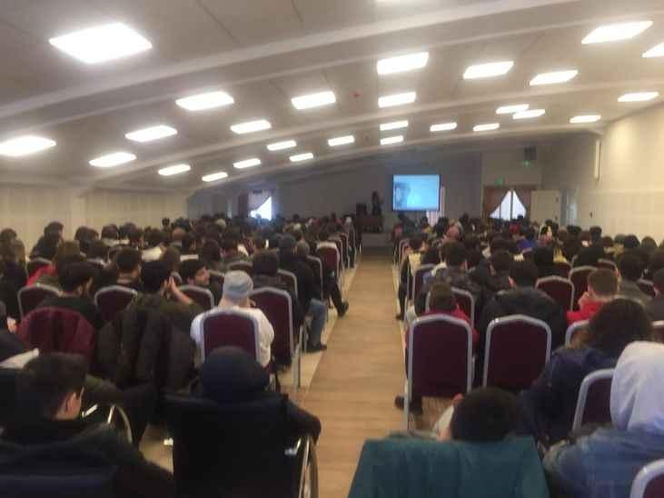 Yakın Doğu Üniversitesinden 4 ilçede seminerler