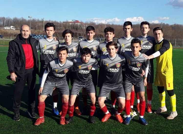 Hendek Boğazspor U17 Şampiyon