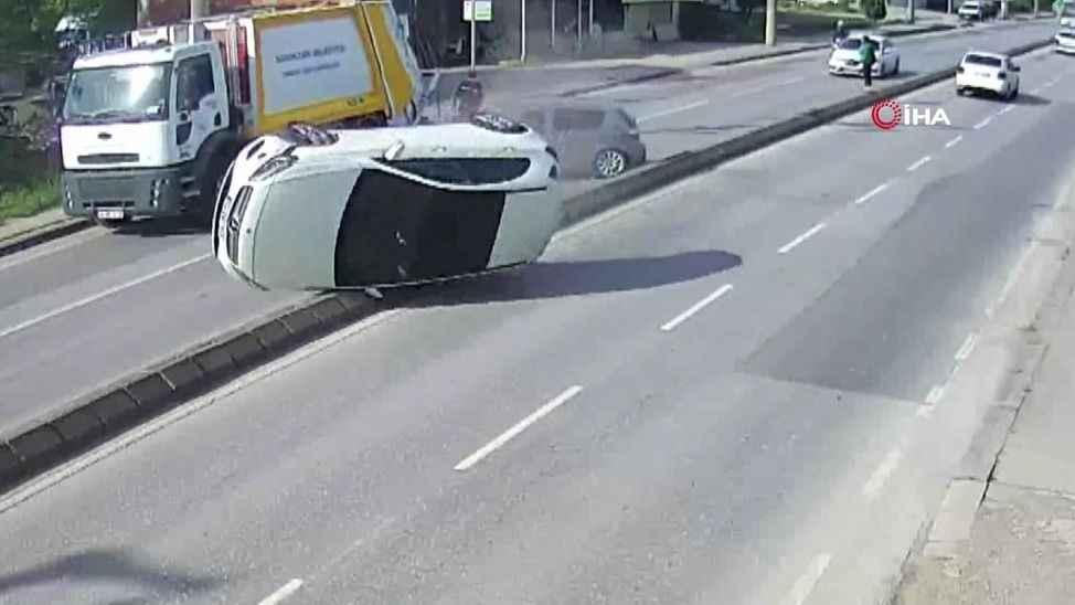 Sakarya'nın en kötü 51 şoförüne güvenli sürüş eğitimi!