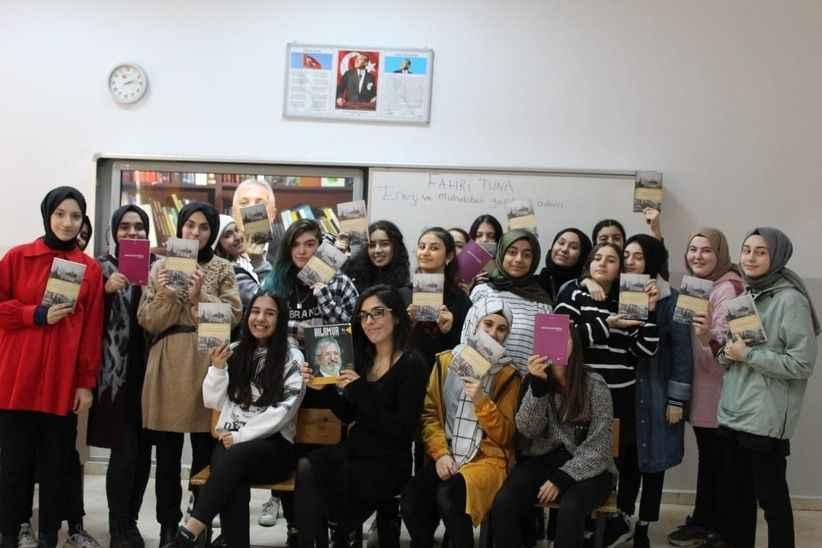 Fahri Tuna İstanbul'da gençlerle buluşacak