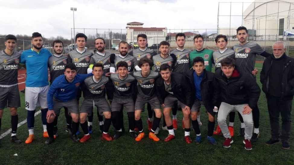 Boğazspor, Akyazıgücü'ne acımadı: 2-0