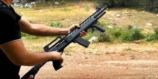 Milli Emlak el konulan tüfekleri satışa çıkarttı