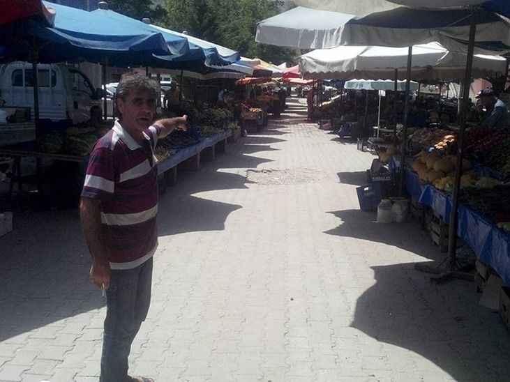 Esnaf talep etti...Alifuatpaşa pazarının günü ve yeri değişiyor