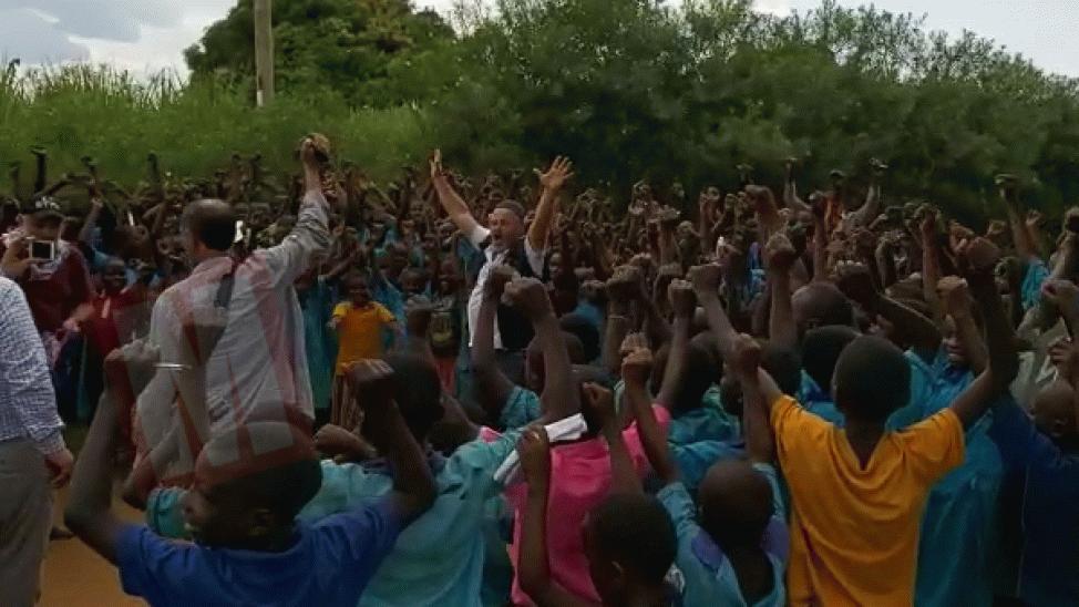 Uganda'da şampiyon Sakaryaspor sesleri